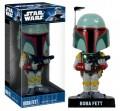 Star Wars Wacky Wobbler Wackelkopf-Figur Boba Fett 18 cm