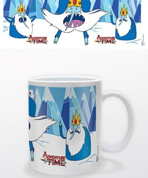 Adventure Time Mug Ice King