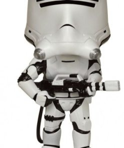 Star Wars Episode VII Wacky Wobbler Bobble-Head First Order Flametrooper 15 cm