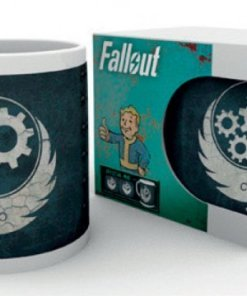 Fallout 4 Mug Brotherhood of Steel