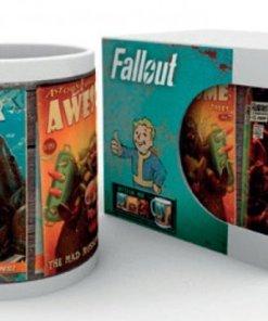 Fallout 4 Mug Comics