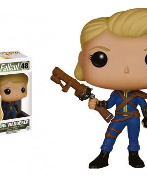 Fallout POP! Games Vinyl Figure Lone Wanderer Female 9 cm