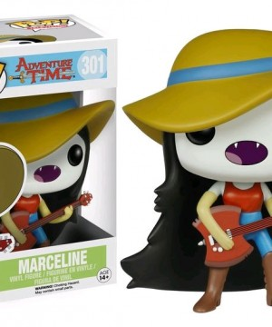 Adventure Time POP! Television Vinyl Figure Marceline & Guitar Limited Edition 9 cm