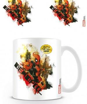 Deadpool Mug Nerd