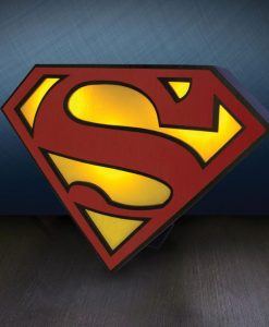 DC Comics - Superman Logo Lámpa