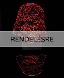 Star Wars - Darth Vader lámpa