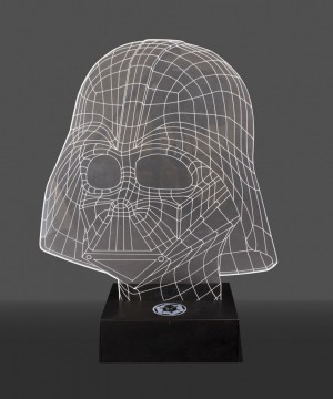 Star Wars Light Darth Vader 25 cm