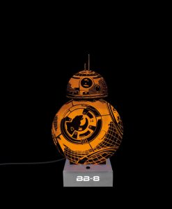 Star Wars Episode VII - BB-8 Lámpa