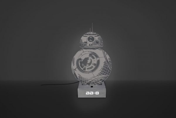 Star Wars Episode VII Light BB-8 24 cm