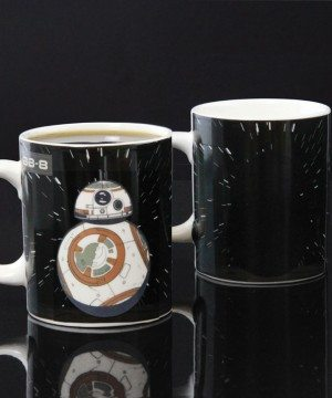 Star Wars Episode VII Heat Change Mug BB-8