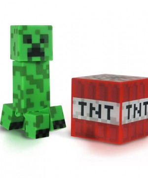 Minecraft Action Figure Creeper 8 cm