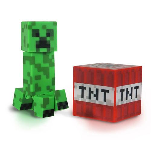 Minecraft Action Figure Creeper 8 cm