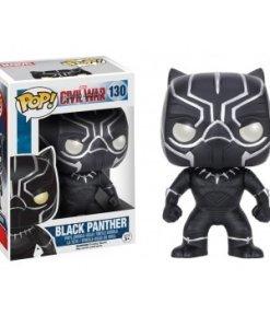 Marvel Comics - Captain America 3: Civil War POP! Figura - Black Panther
