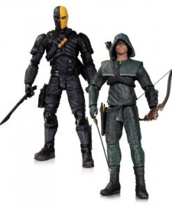 Arrow Action Figure 2-Pack Oliver Queen vs. Deathstroke 17 cm