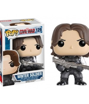 Marvel Comics - Captain America 3: Civil War POP! Figura - Winter Soldier