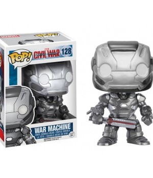 Marvel Comics - Captain America 3: Civil War POP! Figura - War Machine