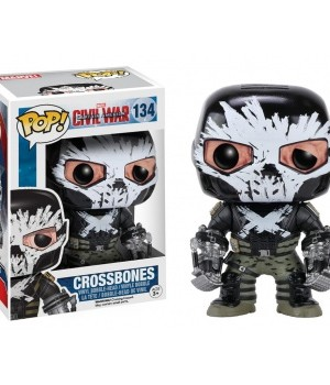 Marvel Comics - Captain America 3: Civil War POP! Figura - Crossbones