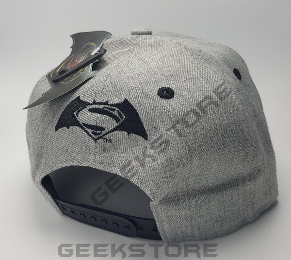 Batman v Superman Dawn of Justice Adjustable Cap Batman Logo
