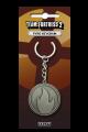 Team Fortress 2 kulcstartó - Pyro