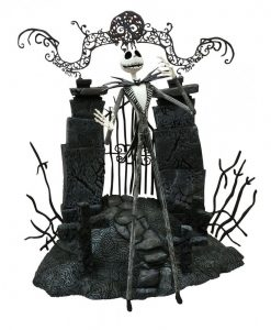 Nightmare before Christmas - Jack Skellington