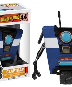 Borderlands POP! Games Vinyl Figure Blue Claptrap Limited Edition 9 cm