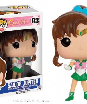 Sailor Moon POP! Animation Vinyl Figure Sailor Jupiter 9 cm