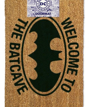 DC Comics Doormat Welcome To The Batcave 40 x 60 cm