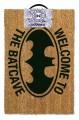 DC Comics Doormat Welcome To The Batcave 40 x 60 cm