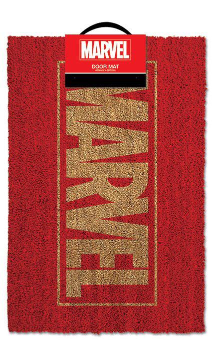 Marvel Comics Doormat Marvel Logo 40 x 60 cm