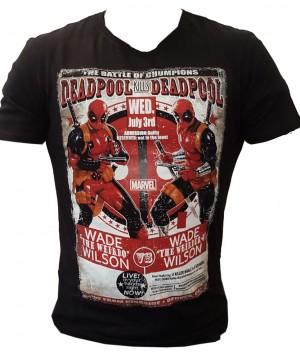 Deadpool T-Shirt Deadpool Kills Deadpool