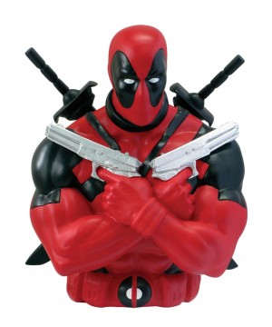Marvel Comics Persely - Deadpool