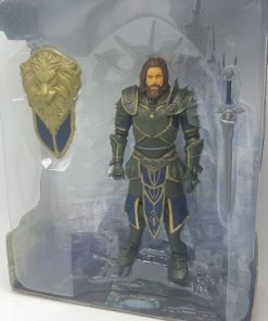Warcraft – Action Figure Lothar