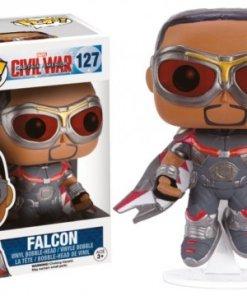 Captain America Civil War POP! Vinyl Bobble-Head Falcon 10 cm