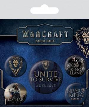 Warcraft kitüzők - The Alliance