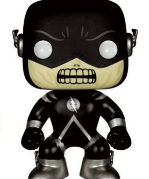 DC Comics POP! Vinyl Figure Black Lantern Reverse Flash 9 cm