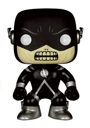 DC Comics POP! Vinyl Figure Black Lantern Reverse Flash 9 cm