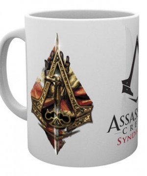 Assassin´s Creed Syndicate Mug Crest