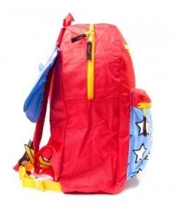 WONDER WOMAN - BACKPACK WITH GADGETS
