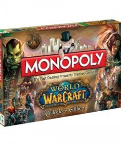 World of Warcraft Monopoly