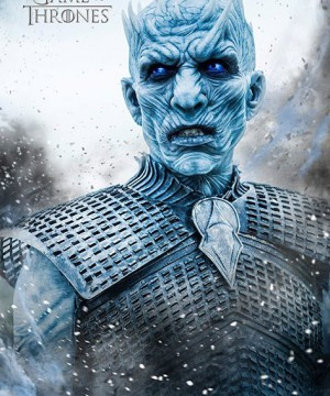 Game of Thrones poszter - Night King