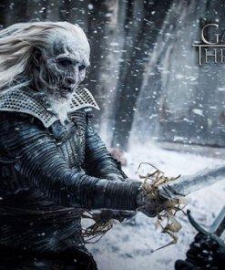 Game of Thrones poszter - White Walker