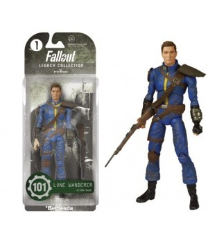 Funko Legacy Collection - Fallout Lone Wanderer Action Figure 15cm