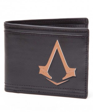 Assassin's Creed Syndicate - Bifold Wallet with Bronze Logo
