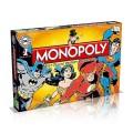 DC Comics Monopoly Társasjáték