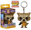 Guardians of the Galaxy Pocket POP! Vinyl Keychain Rocket Raccoon 4 cm