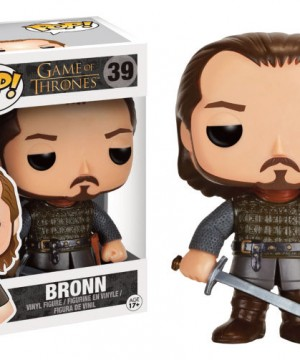 Game of Thrones POP! Television Vinyl Figure Bronn 9 cm