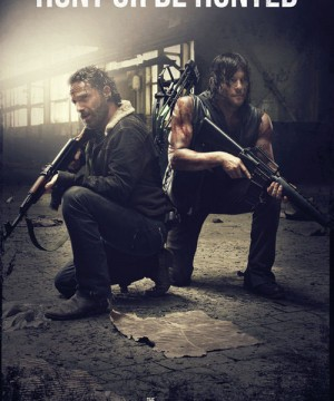 Walking Dead Poster Pack Hunt 61 x 91 cm