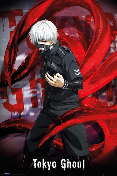Tokyo Ghoul Poster Pack Ken Kaneki 61 x 91 cm