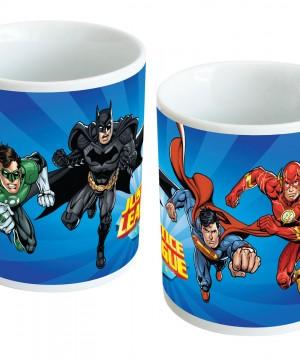 Justice League Mug Characters
