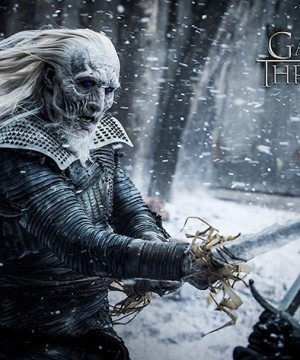 Game of Thrones poszter - White Walker